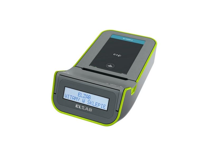 Drukarka fiskalna mobilna ELZAB D10