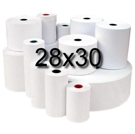Rolki termiczne 28x30 -op.10 szt