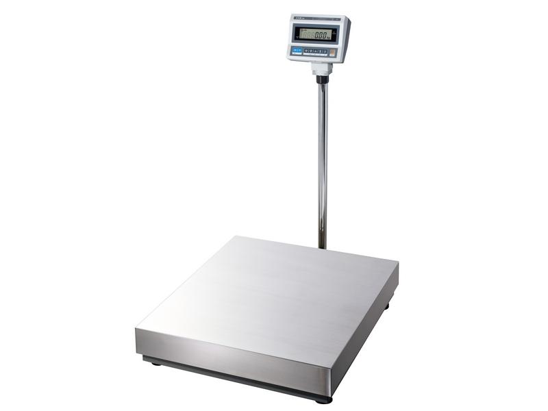 Waga pomostowa CAS DB-II PLUS 150 LCD 360